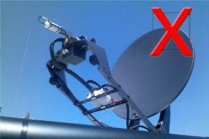 інтернет через спутник