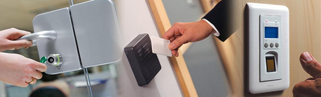 Встановлення систем контролю і управління доступом