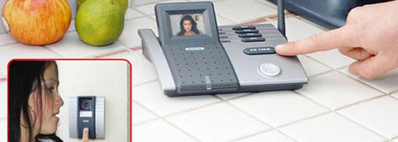 Відеодомофонів в офіс