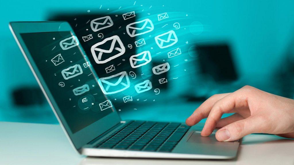 Відправить електроного листа в інтернеті