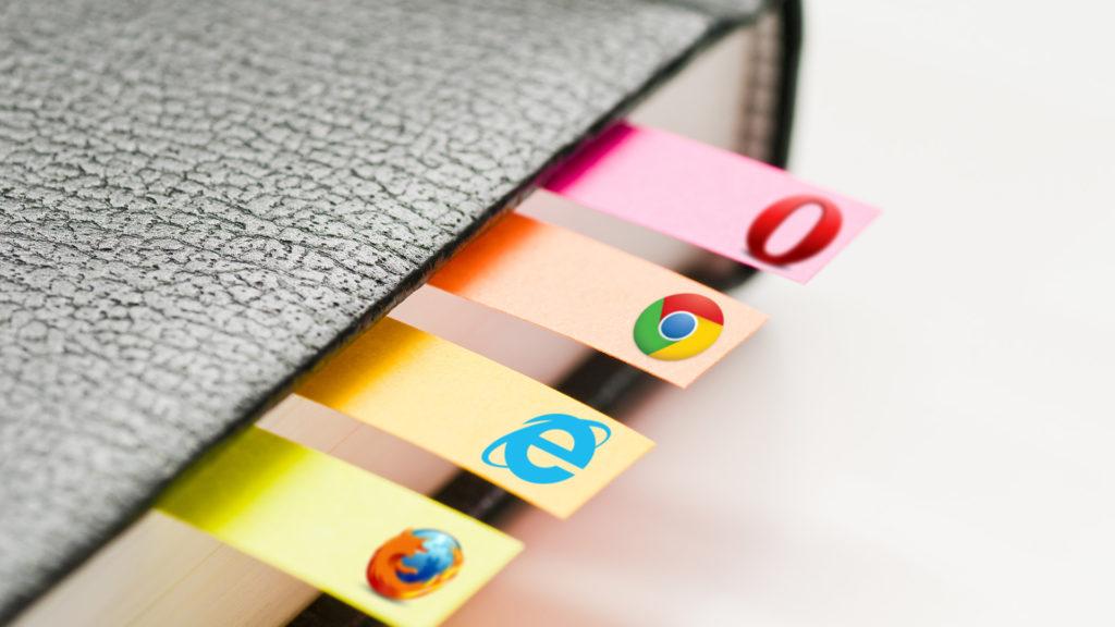 Закладки інтернет браузера