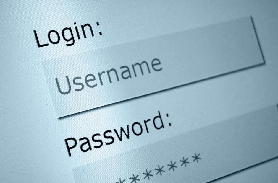 Логін пароль інтернет