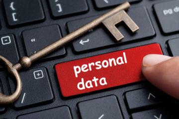 Персональні дані в інтернеті