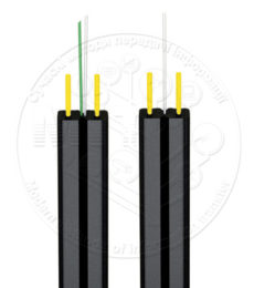 Оптичний кабель розподільчий FinMark FTTHххх-SM-01Flex