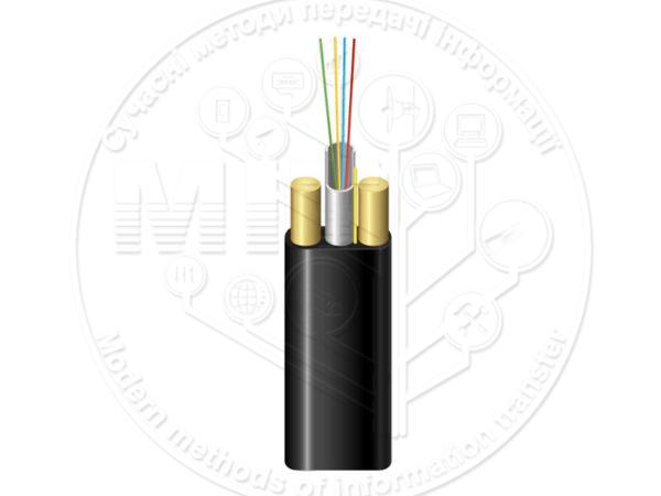 Оптичний кабель самонесучий діелектричний FinMark UTxxx-SM-21
