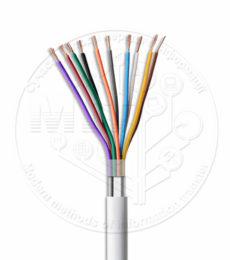 Сигнальний кабель DCG Alarm Cable 10core CCA sh