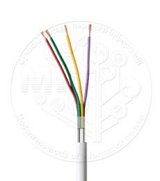 Сигнальний кабель DCG Alarm Cable 4core CCA sh