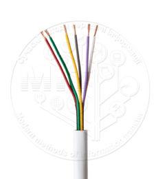 Сигнальний кабель DCG Alarm Cable 6core CCA unsh