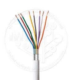 Сигнальний кабель DCG Alarm Cable 8core CCA sh