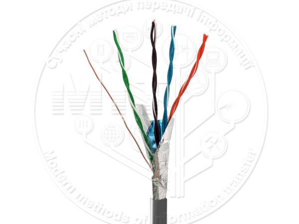 Ethernet кабель DCG FTP CAT5E 4P 0,50мм CCA PE B зовнішній