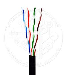 Ethernet кабель DCG UTP CAT5E 4P 0,50 мм CCA зовнішній