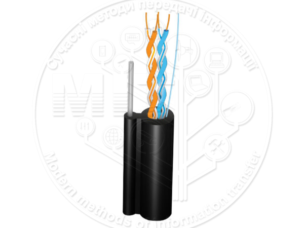 Ethernet кабель FinMark UTP 2P 24AWG