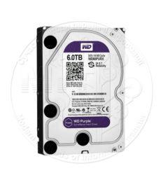 Жорсткий диск для відеоспостереження серії purple WD60PURX