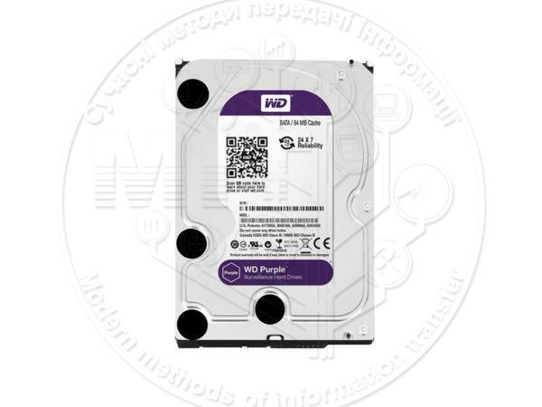 Жорсткий диск для відеоспостереже WD10PURX