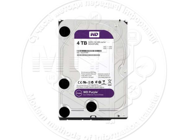 Жорсткий диск серії purple WD40PURX