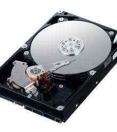 Жорстки диски (HDD)