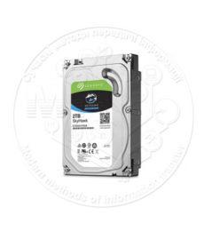 Жорсткий диск Seagate серії SkyHawk на 2 TБ