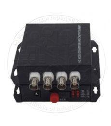 Прийомо-передавачі сигналів відеоспостереження HD через оптичне волокно