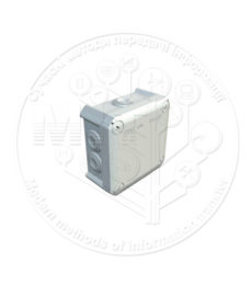 Коробка монтажна вулична 90х90х52 ІР-55 ОВО