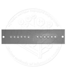 Лицьова панель 12x3 мм