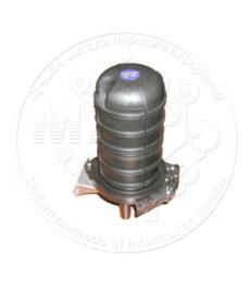 Муфта оптична Crosver FOSC-SPL03924-1-12