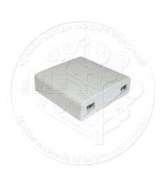 Оптична розетка Crosver FOR-01
