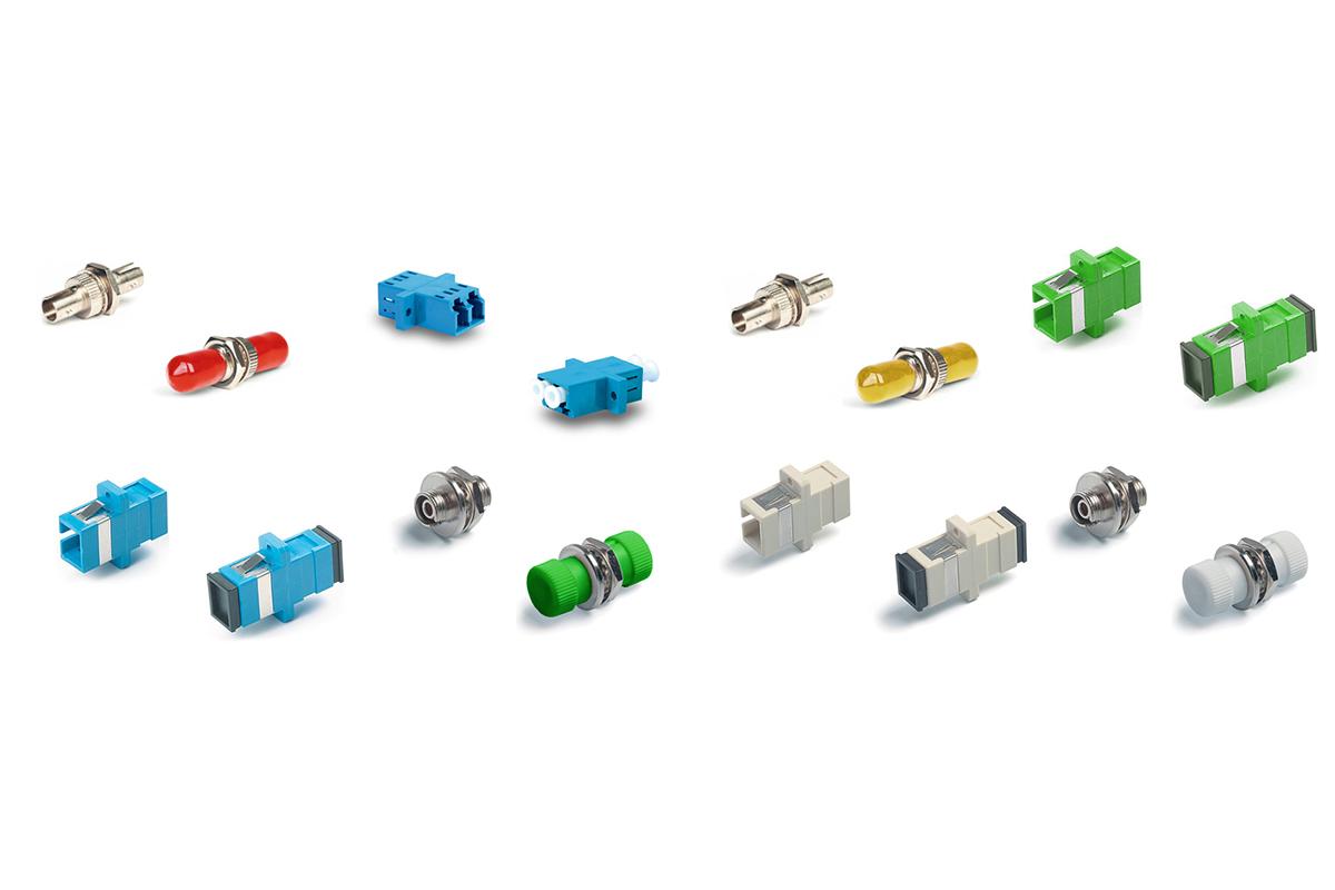 Оптичні адаптери мережеві адаптери