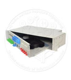 Панель оптична розподільча Crosver FOB-19 2-332 32-2-48