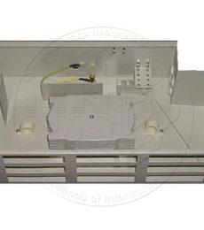 Патч-панель Crosver FOB-19 3-016 16-5-72