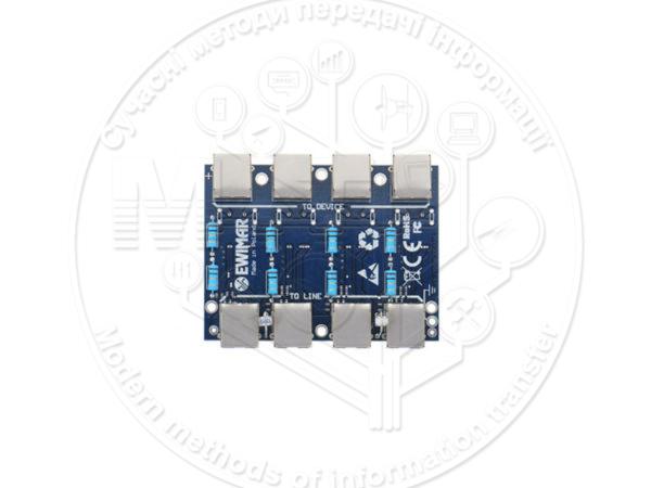Пристрій грозозахисту Ewimar PTF-4-PROPoE