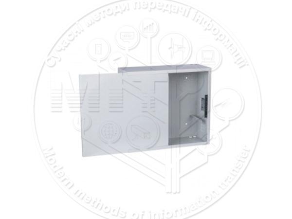 Антивандальна шафа БК-550-з-1-2U