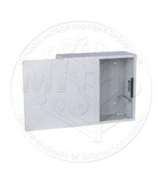 Антивандальна шафа БК-550-з-1-4U