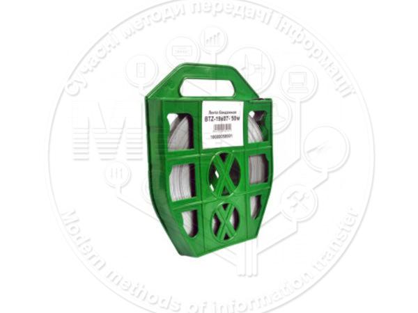 Бандажна стрічка Crosver BTZ-19х07-50м