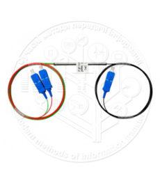 Зварні оптичні подільники FBT 1×2 UPC