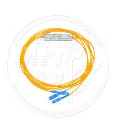 Зварні оптичні подільники FBT 1×2 UPC ABS-box