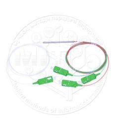 Зварні оптичні подільники FBT 1×3 APC