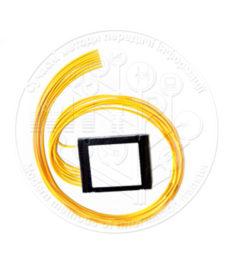 Зварні оптичні подільники FBT 1x6 без конекторів