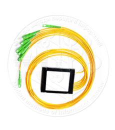 Зварні оптичні подільники FBT 1x6 APC