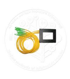 Оптичні дільники PLC 1×4 APC ABS-box