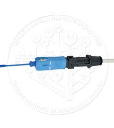 Оптичні конектори для зварювання в роз'ємі Cor-X Splice-On Connector