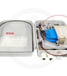 Оптичні корпусні подільники DIN Coupler PLC-1×16-3-SC UPC