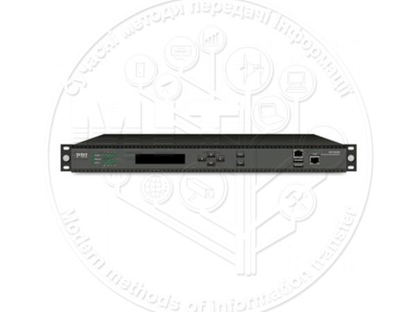 Професійний 8-ми входовую приймач для відкритих каналів PBI