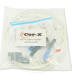 Розгалужувачі волокон для кабелів FTTH