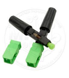 Cor-X Fast connector SC-APC-FTTH-02