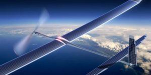 Facebook і Airbus будують безпілотники для роздачі інтернету