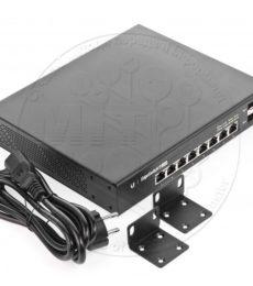 Коммутатор Ubiquiti EdgeSwitch 8-150W ES-8-150W