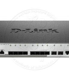Комутатор 2 рівня D-Link DGS-1210-12TS ME
