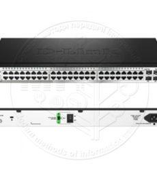 Комутатор 2 рівня D-Link DGS-1510-52L ME
