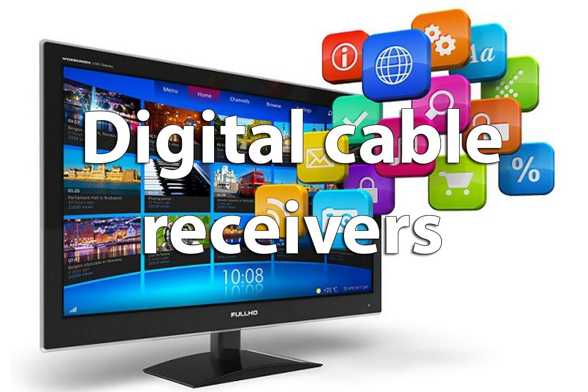 Цифрові кабельні приймачі