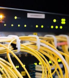 Ethernet комутатори та брандмауери